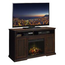 Schueller TV Stand with Electric Fireplace