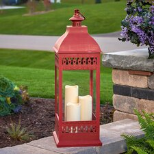Pinckneyville Triple LED Candle Lantern