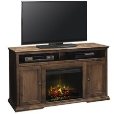 Normandy Lane TV Stand with Electric Fireplace