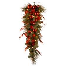 Tewkesbury Pre-Lit Christmas Mixed Teardrop