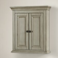 "Melchor 24"" x 28"" Bathroom Wall Mounted Cabinet"