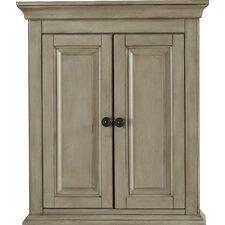 "Melchor 24"" x 28"" Bathroom Wall Mounted Cabinet"