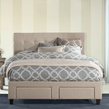 Hayton Upholstered Storage Platform Bed