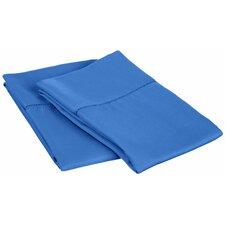Freeburg Cotton Rich 600 Thread Count Pillowcase (Set of 2)