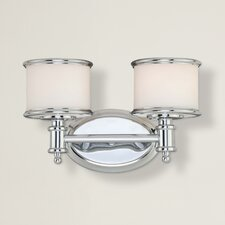 Bogan 2 Light Vanity Light