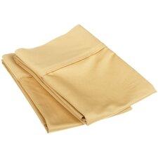 Amherst 1200 Thread Count Premium Long-Staple Combed Cotton 3 Piece Solid Duvet Cover Set