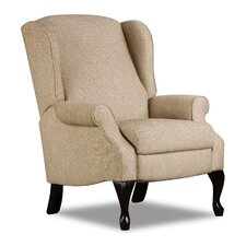 Abbey Hi Leg Recliner by Simmons Upholstery