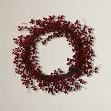 28'' Berry Wreath