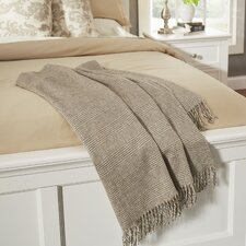 Holleman Plaid Throw Blanket