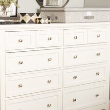 Blakney 8 Drawer Double Dresser