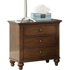 Busse 3 Drawer Bachelor's Chest
