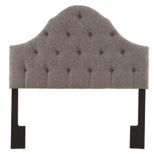Neiman Upholstered Curved Headboard