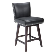 "Nicholas 26"" Swivel Bar Stool"