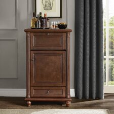 Hanoverton Rotating Bar Cabinet