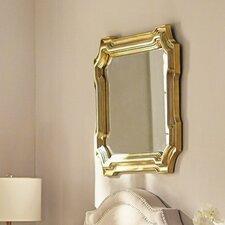 Trammell Gold/Silver Leaf Wall Mirror