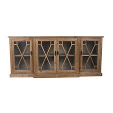 Evergreen 4 Door Sideboard