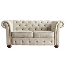 Fenmore Button Tufted Loveseat
