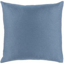 Jewett 100% Cotton Sateen Throw Pillow Cover