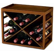 Leopold 12 Bottle Wine Rack