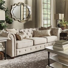 Toulon Tufted Button Sofa