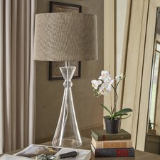 """Nashville 31"""" H Table Lamp with Drum Shade"""