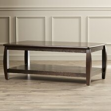 Leroy Coffee Table in Cappucino