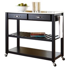 Zacharias Kitchen Cart
