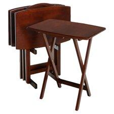 Powell 5 Piece TV Table Set