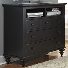 Willshire 5 Drawer Media Chest