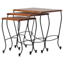 Baxter 3 Piece Nesting Tables