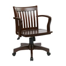 Fairport Mid-Back Deluxe Bankers Chair
