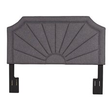 Low Profile Upholstered Headboard