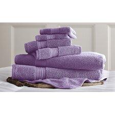 Bishopsworth 6 Piece Egyptian Quality Cotton Towel Set