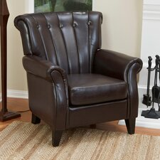 Cardington Tufted Arm Chair