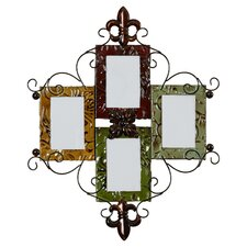 Pinsmail Metal Picture Frame Wall Decor