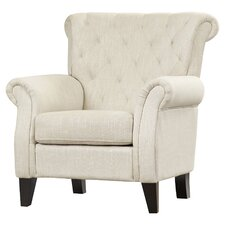 Springfield Tufted Upholstered Arm Chair