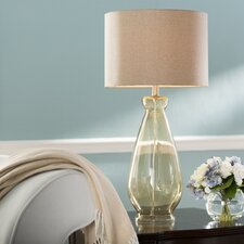 "Marist 30"" H Table Lamp with Drum Shade"