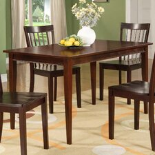 Ameswood Wood Dining Table