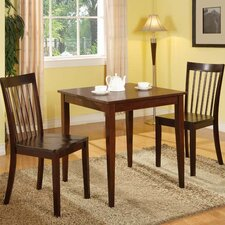 Ameswood 3 Piece Dining Set