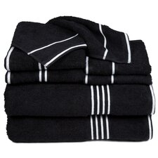 Egyptian Quality Cotton 8 Piece Towel Set