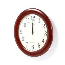 "12.5"" Analog Atomic Wall Clock"
