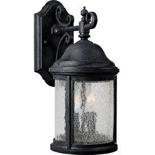 Drumakeely 2 Light Outdoor Wall Lantern