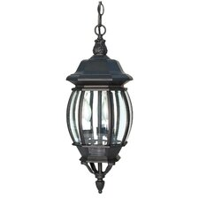 Mackintosh 3 Light Outdoor Hanging Lantern