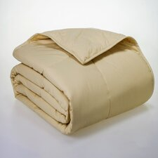 Syracuse All Natural Down Alternative 100% Cotton Filled Blanket