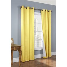 Ascot Indoor Thermal Curtain Panel (Set of 2)