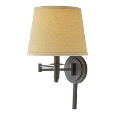 Wardingham Swing Arm Wall Sconce
