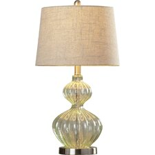 "Kawaii 25"" H Table Lamp with Empire Shade"