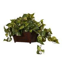 Dagast Faux Desk Top Plant