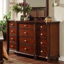 Bancroft Woods 12 Drawer Dresser