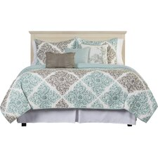 Avebury 6 Piece Quilted Coverlet Set